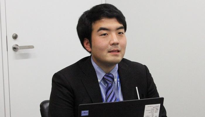 情報システム部 インフラ企画グループ 谷部嘉純 様