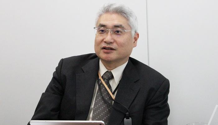情報システム部 情報化企画・推進グループ グループ長 赤木和彦 様
