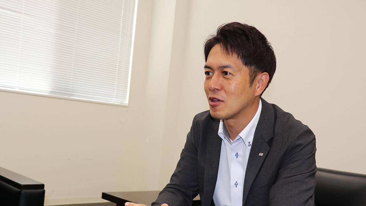 株式会社青木商店 常務取締役 渡邊 健史 様