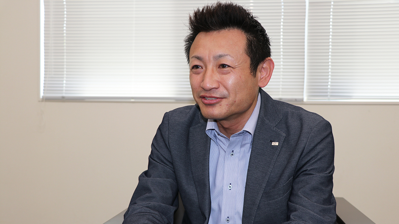 管理本部 人事部 部長 菊田 直樹 様