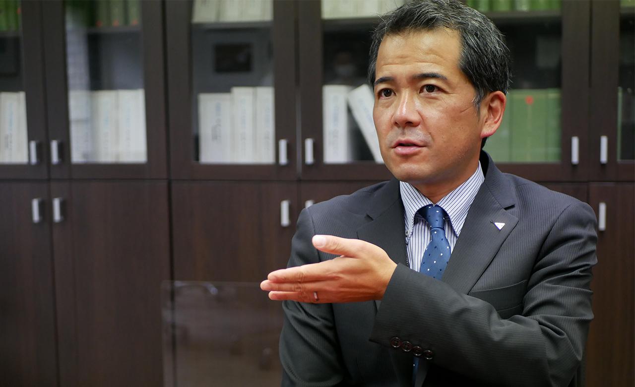 メディア事業部 マーケティング部 東日本チームリーダー 課長 日高 聡史 様