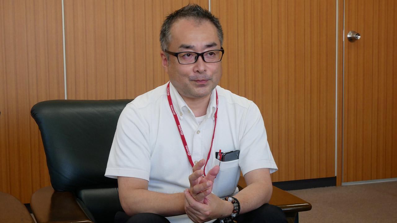 日本海工株式会社  事務部総務グループ 課長 三宅 様
