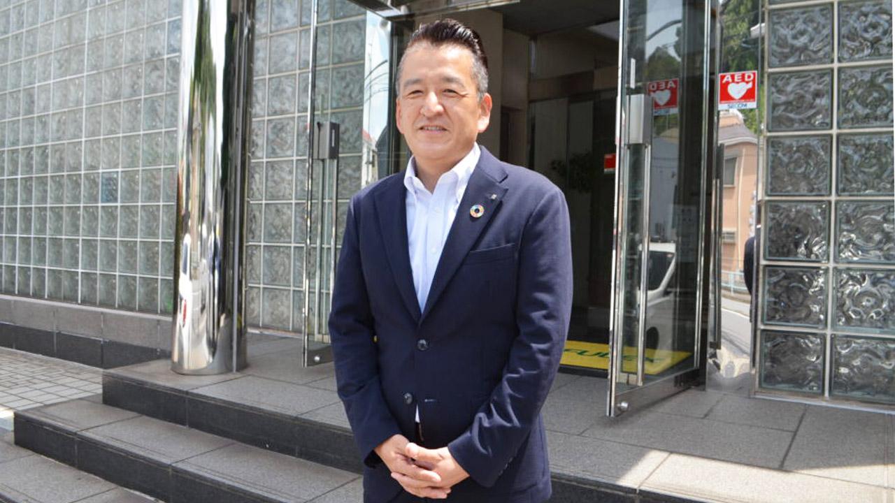 株式会社リフレックス 代表取締役社長 本田 雅昭 様