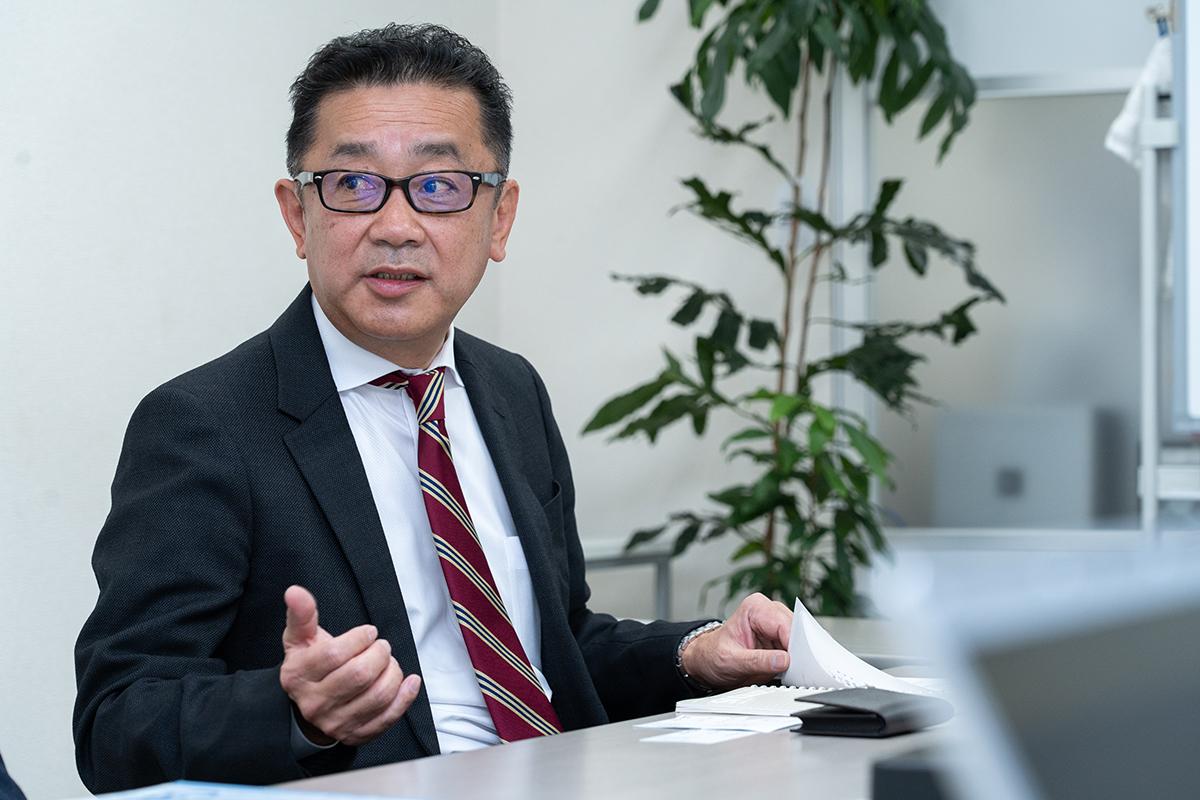 株式会社RSコネクト 代表取締役社長 鈴木 達雄 様