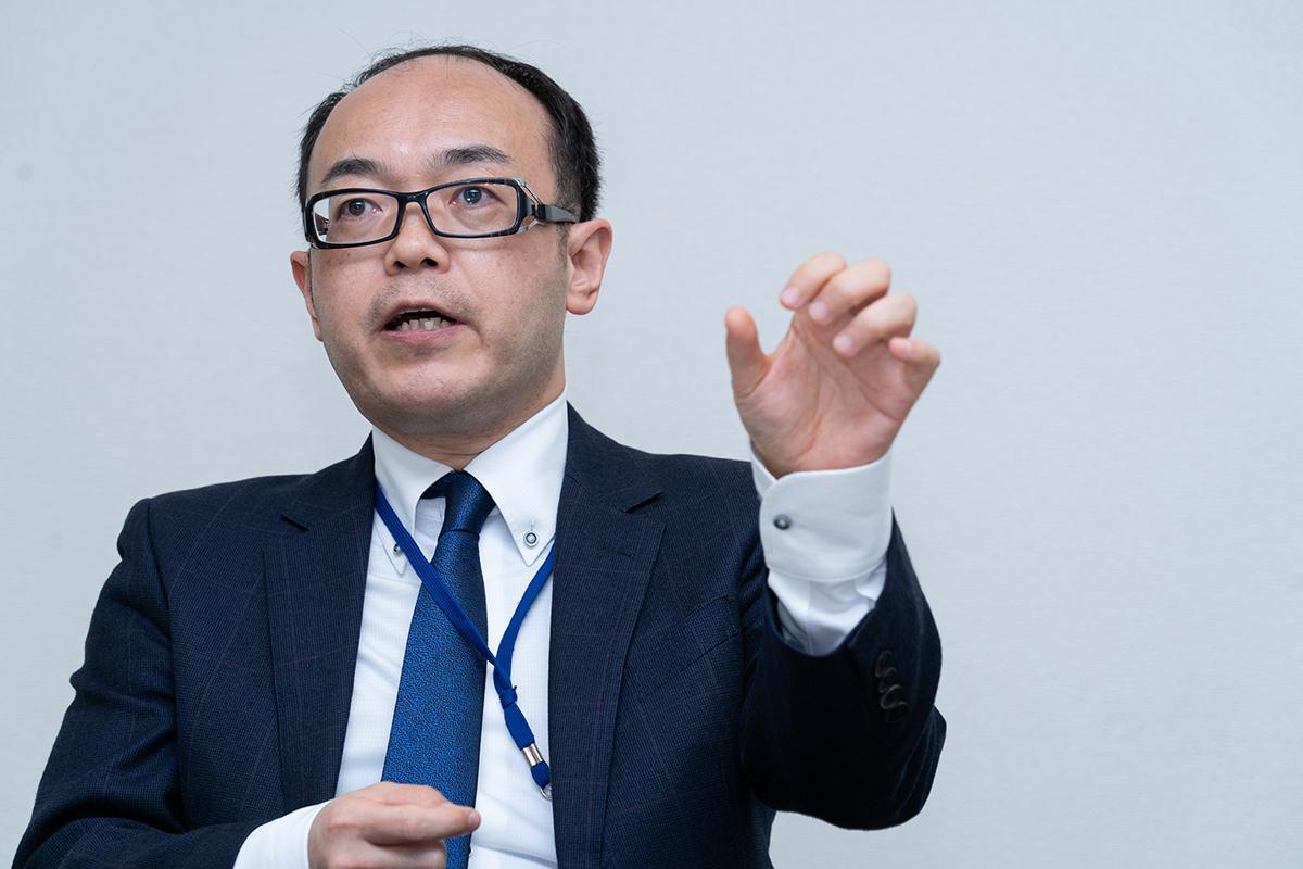 株式会社RSコネクト IT流通・サービスグループ 副主事 小林 正則 様